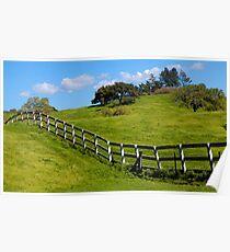 Santa Ynez Ranch Poster