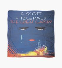 The Great Gatsby - Square Book Cover Scarf