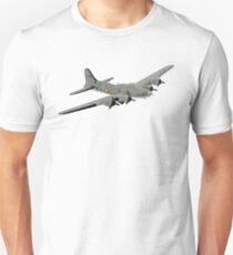 Boeing B-17 Flying Fortress Memphis Belle Unisex T-Shirt