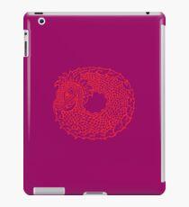 Ouroboros -  dragon eat tail ( eternal return ) iPad Case/Skin