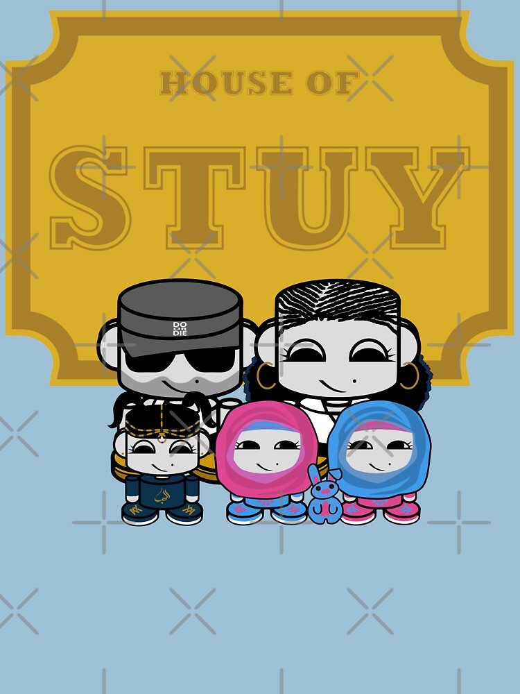 O'BABYBOT: House of Stuy Family by carbonfibreme