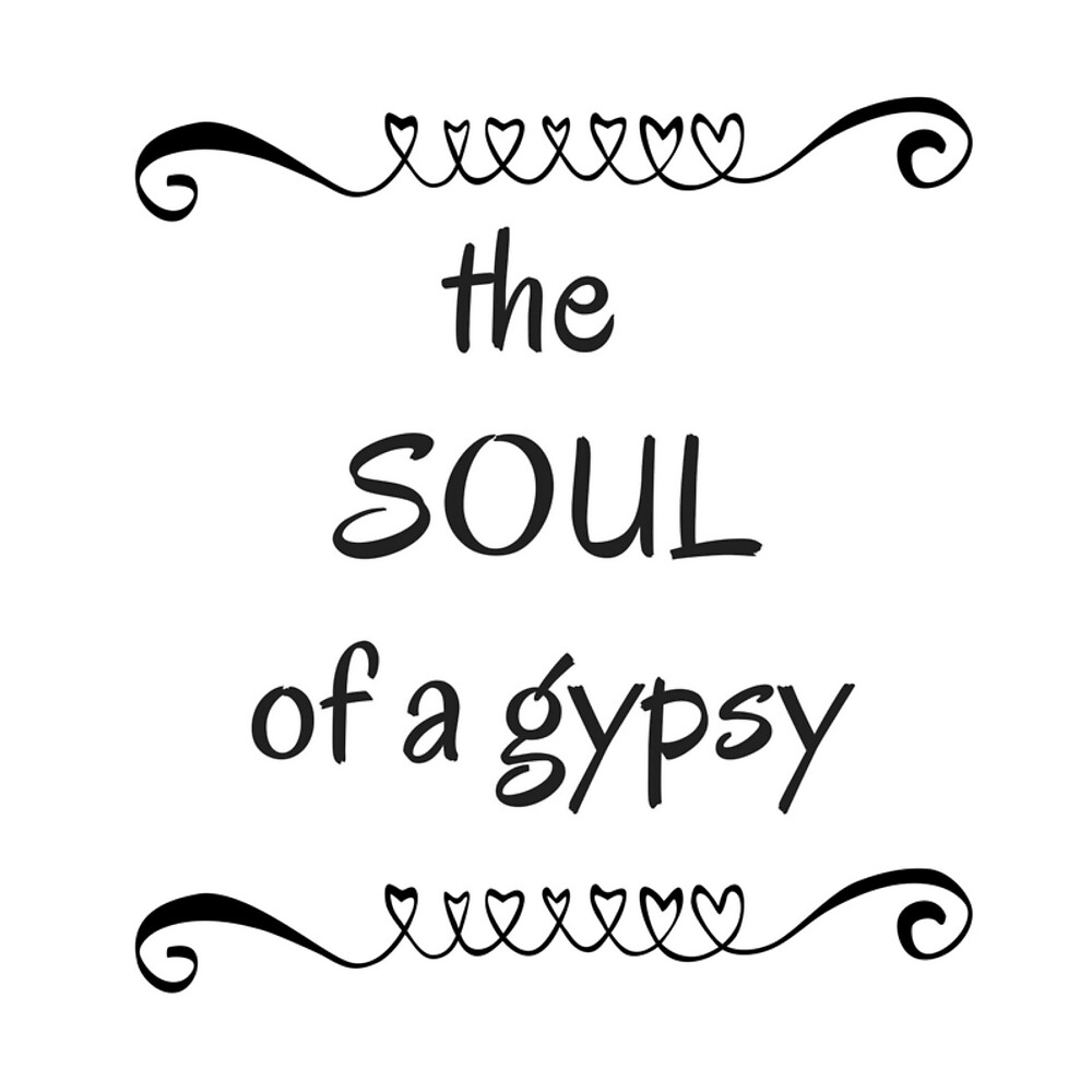 the SOUL of a gypsy by Jacqueline Cooper