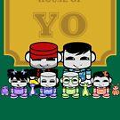 O'BABYBOT: House of Yo Family by Carbon-Fibre Media