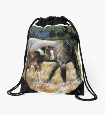 Spring #3 Drawstring Bag