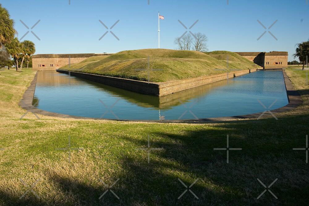 "Fort Pulaski by Arthur ""Butch"" Petty"