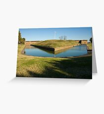 Fort Pulaski Greeting Card