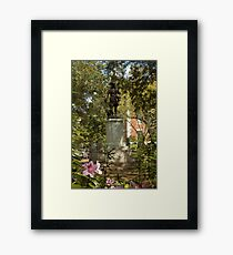 Chippewa Square Framed Print