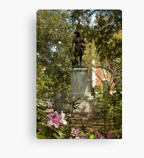Chippewa Square Canvas Print