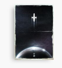 Serenity (Firefly) Canvas Print
