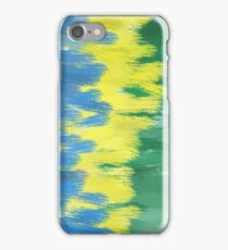 Brazil Colors iPhone Case/Skin