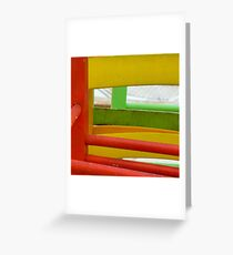 """""""Greek Colors"""" Calendar 2015 - April Greeting Card"""