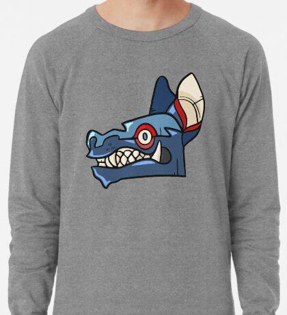 Tribal Wolf Mask Lightweight Sweatshirt