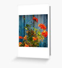"""""""Greek Colors"""" Calendar 2015 - May Greeting Card"""
