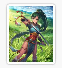 Lyn - Fire Emblem: The Binding Blade  Sticker