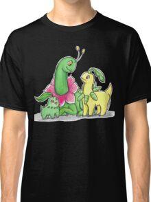 The Chikorita family Classic T-Shirt