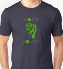 nodejs node power Unisex T-Shirt
