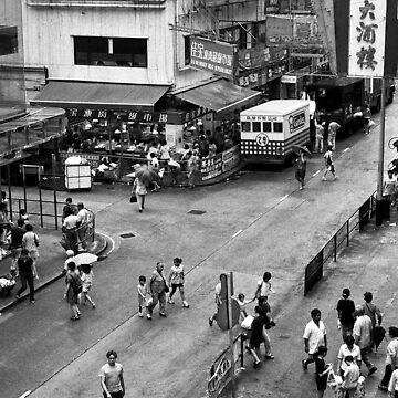 Urban Shanghai by Caprice