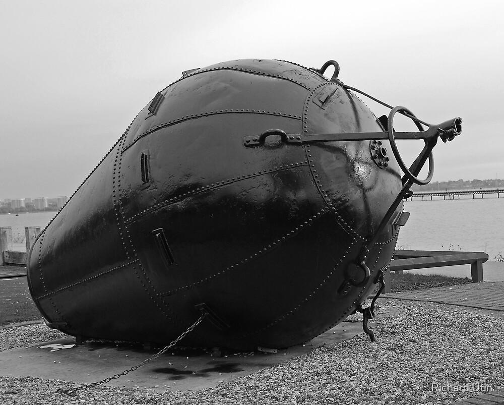 Bell bouy by Richard Utin
