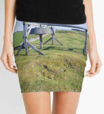 Magpie Mine horse gin Mini Skirt