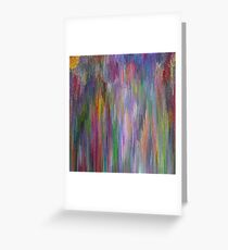 Abstract 388 Greeting Card