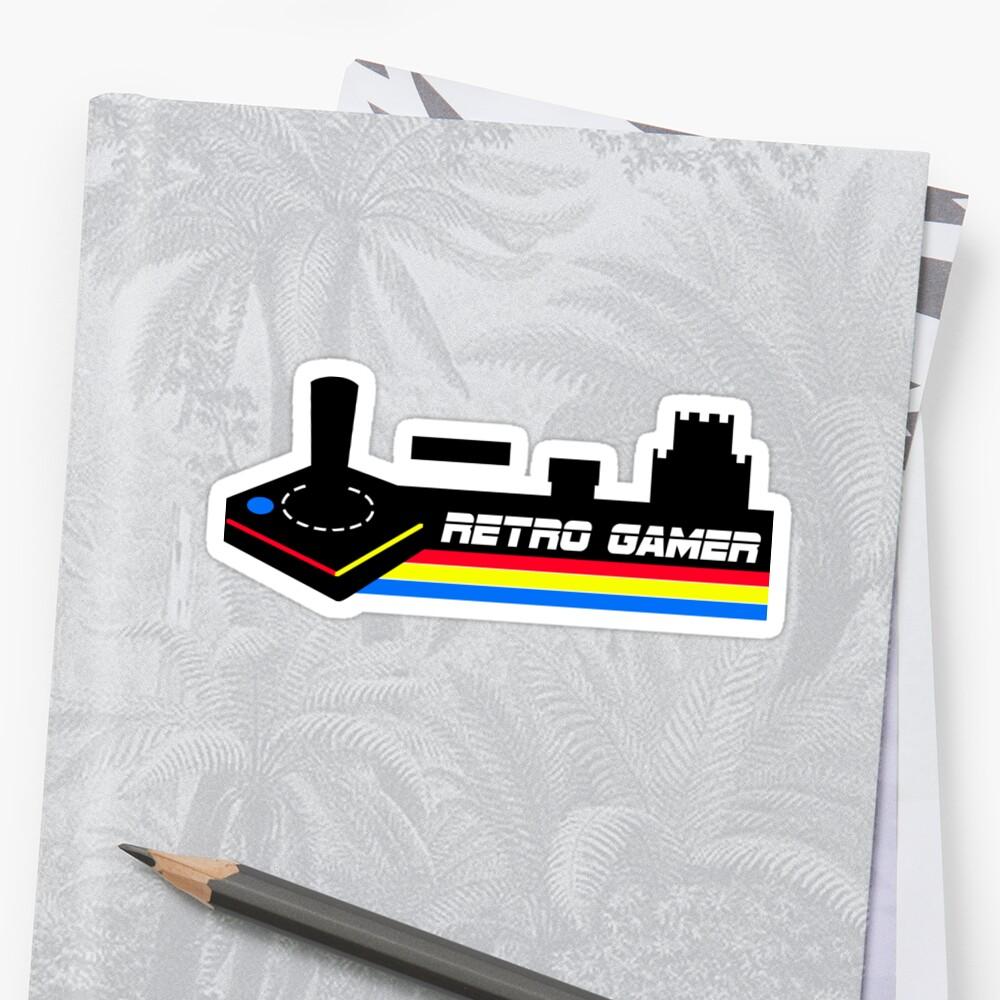 «retro gamer retrogamer» de yourgeekside