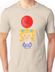 Make A Wish Birthday Girl Unisex T-Shirt