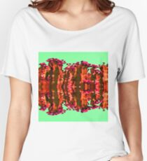 Surreal Cactus Art Women's Relaxed Fit T-Shirt