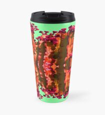 Surreal Cactus Art Travel Mug