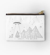 The X-Files IWTB Studio Pouch