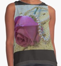 Knit One, Pearl One Contrast Tank