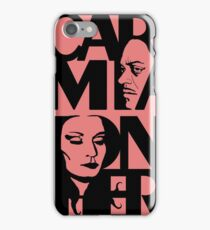 Cara Mia... iPhone Case/Skin