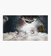 PotterWhoLock Surrealism Photographic Print