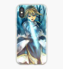 Fate / Saber iPhone Case