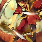 Zuko by banafria
