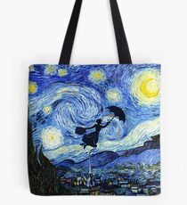 Bolsa de tela Mary Poppins Starry Night