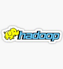 hadoop Sticker