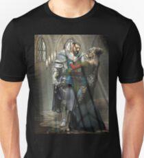 Paladin And The Princess   Unisex T-Shirt
