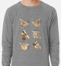 Sloths Lightweight Sweatshirt