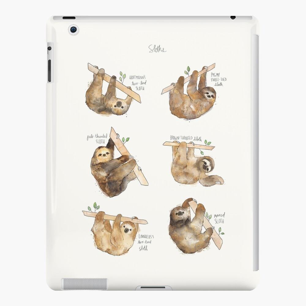 Sloths iPad Case & Skin