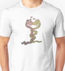 Cuddly Snakes T-Shirt