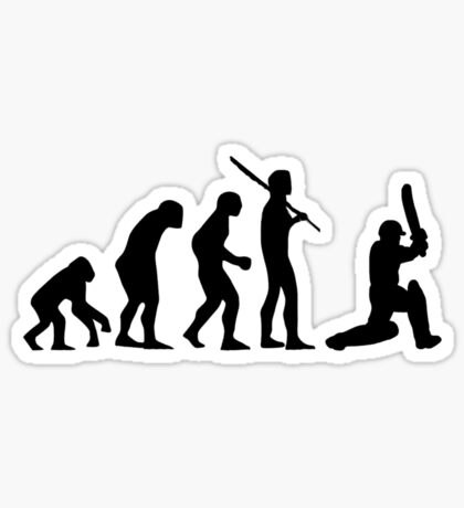 Cricket T-Shirt Sticker