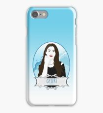Gyuri (KARA) - 'Goddess' Case iPhone Case/Skin