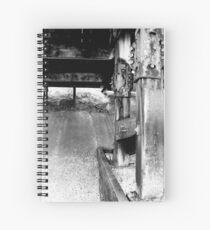 Stilts Spiral Notebook