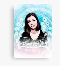 Willow Rosenberg #2 - Buffy the Vampire Slayer Canvas Print