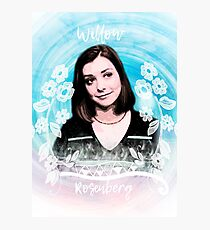 Willow Rosenberg #2 - Buffy the Vampire Slayer Photographic Print