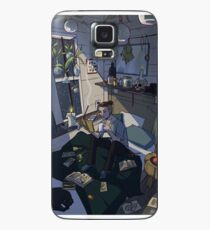 Modern Male Witch Bedroom Case/Skin for Samsung Galaxy