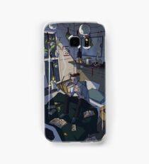 Modern Male Witch Bedroom Samsung Galaxy Case/Skin