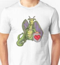 Lovelorn Dragon T-Shirt