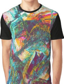 Abstract Paint I Graphic T-Shirt