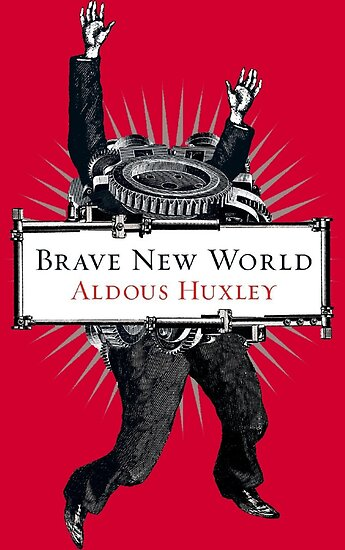Image result for brave new world aldous huxley